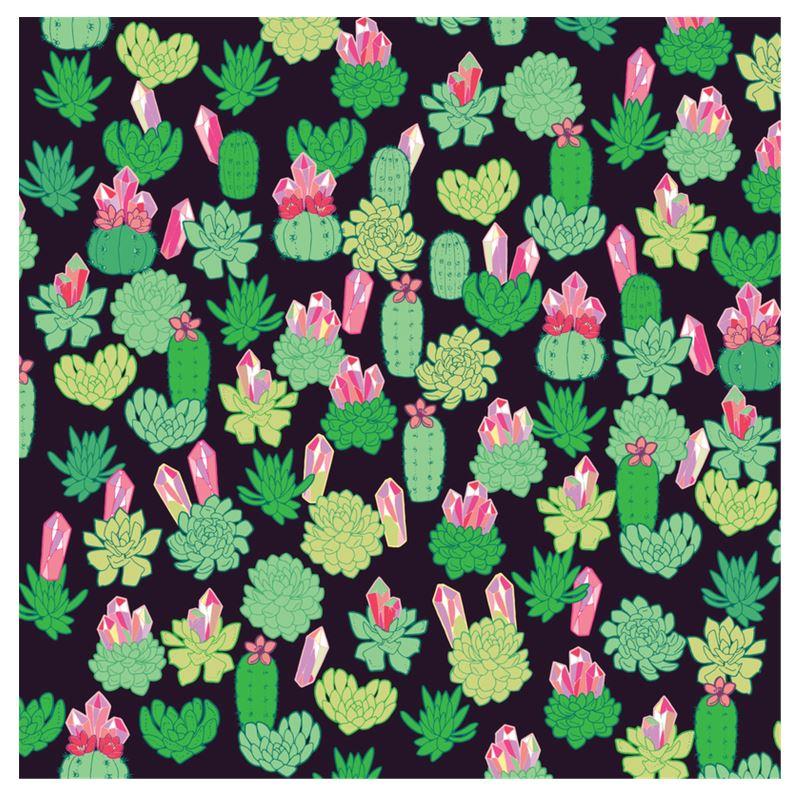 Dark Crystal Cactus Kimono