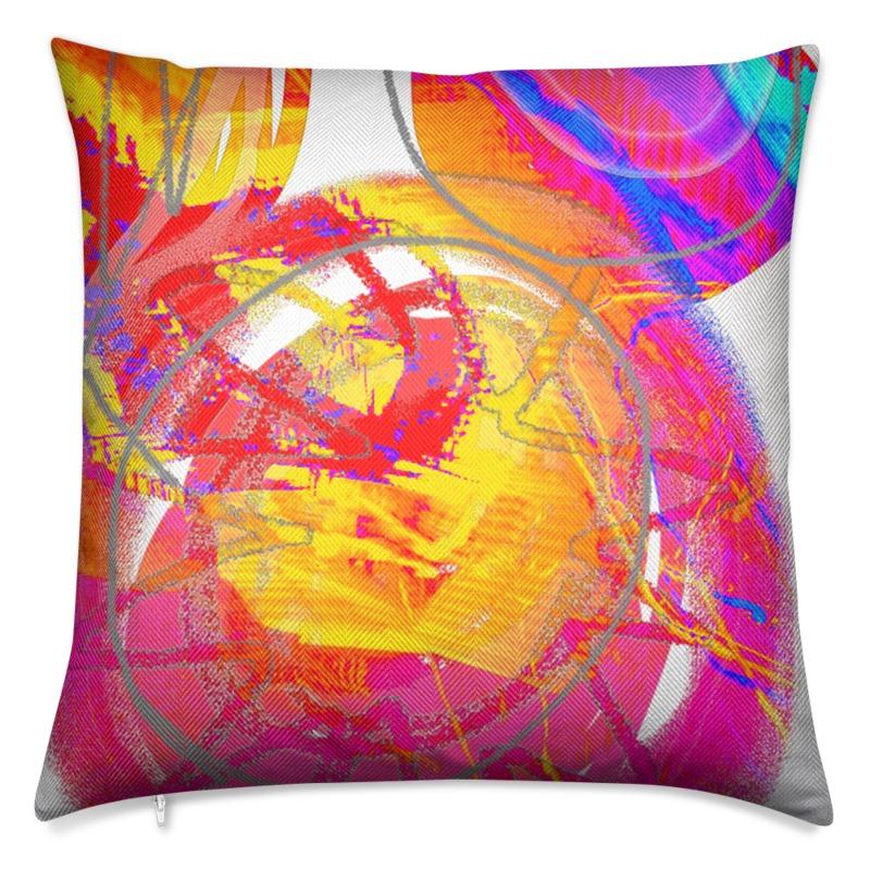 Abstracted cushion no.7