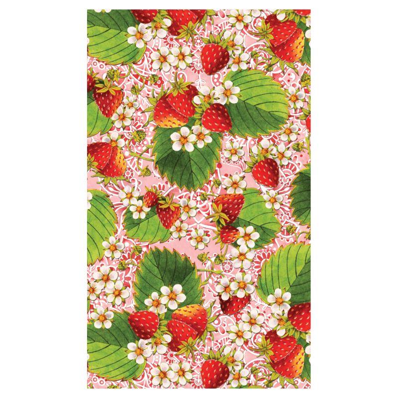 61984 pink-paisley-strawberries-baseball-cap 2.jpeg cache 6 0ed6ec57046