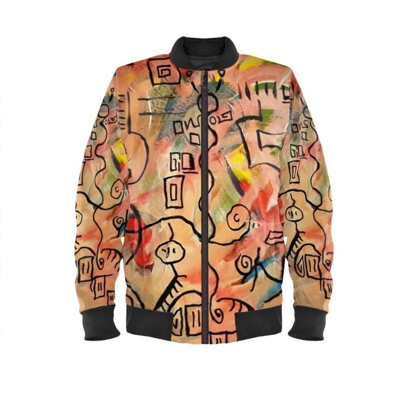 Incline Ladies Bomber Jacket