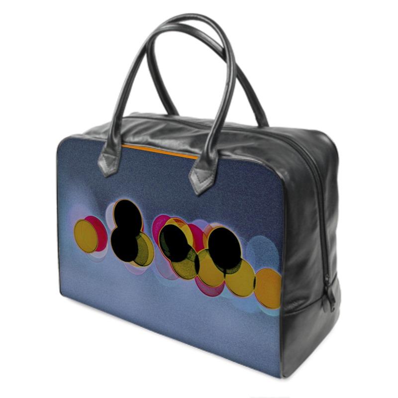 Rue De Rivoli Fltrd Weekender Bag
