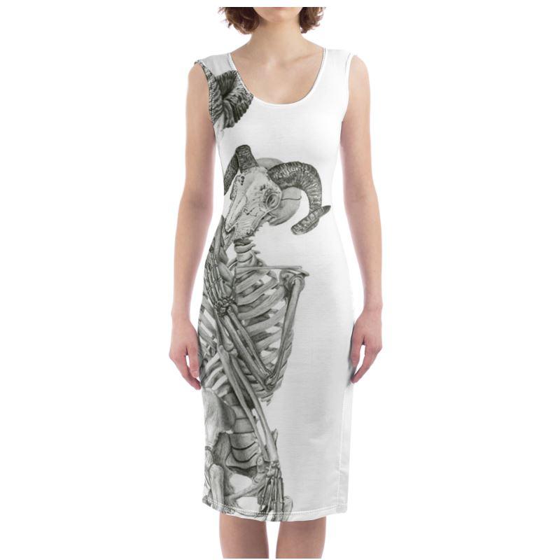 Unmasked Bodycon Dress