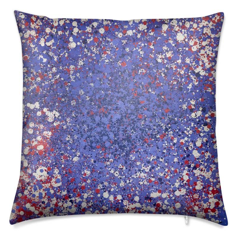 Purple nebula 42 luxury cushions for Nebula fabric uk