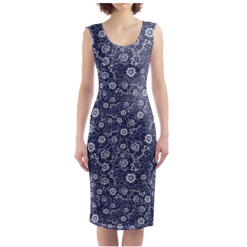 Lua Floral Print Dress