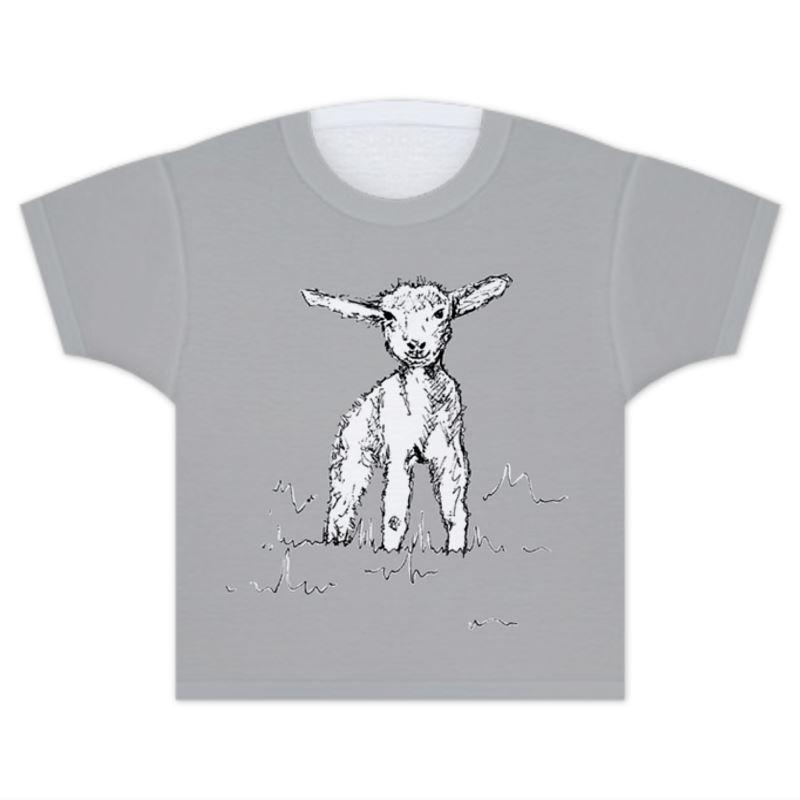 lamb little 39 un t shirt. Black Bedroom Furniture Sets. Home Design Ideas