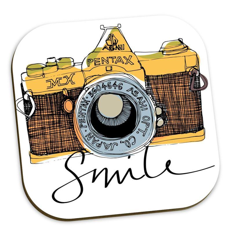 Camera Lover Coasters