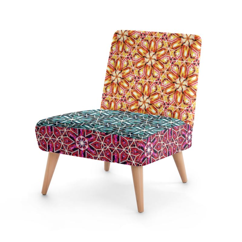 Buzios Mixed/Matched Luxury Occasional Chair