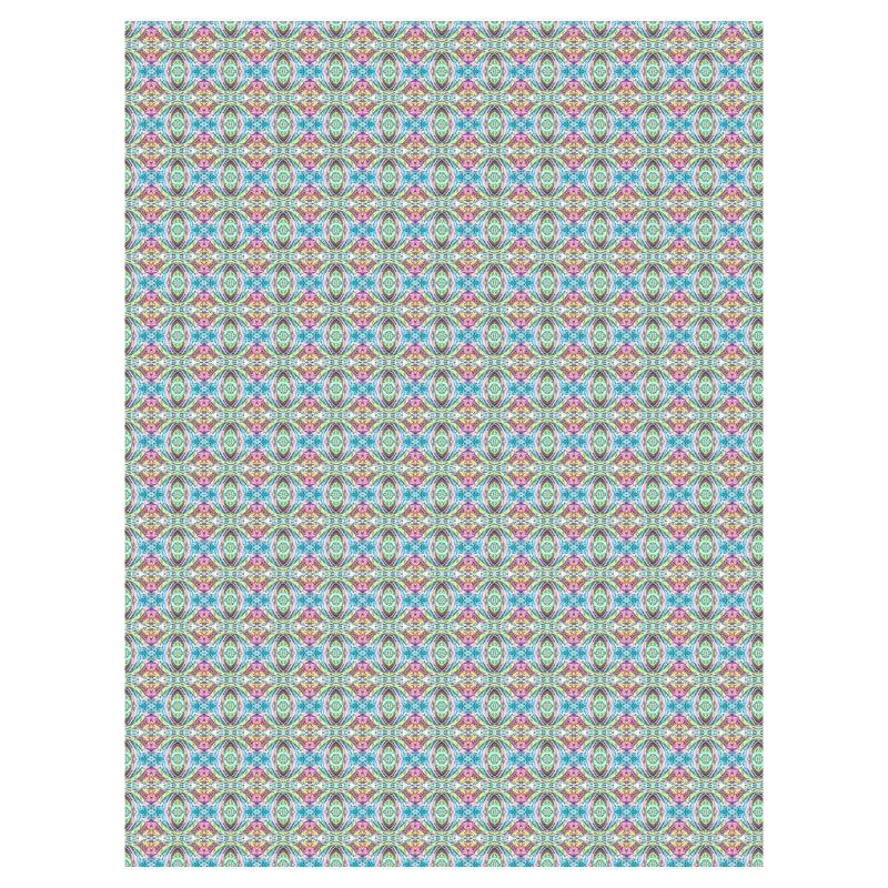 Umbrella Knitting Pattern : Light blue watercolor pattern umbrella