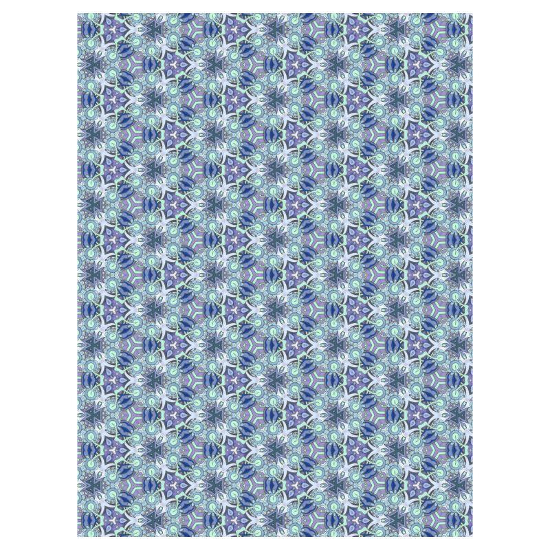 Light Blue Watercolour Umbrella
