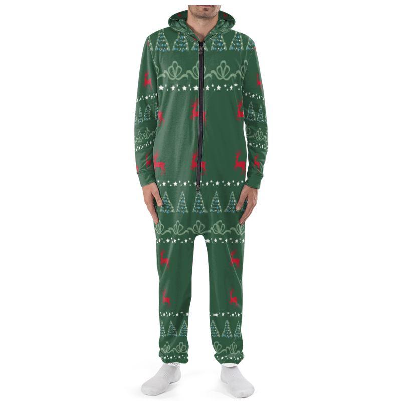 Christmas Tree Onesie.Green Christmas Tree Cut Sew Onesie