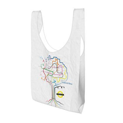 Mawnan Roots Shopping Bag