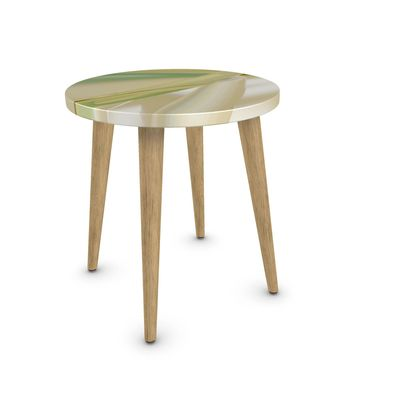 Abstract Holding Side Table