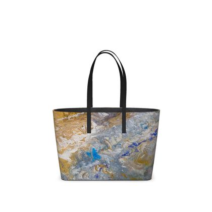 If Dancers Feet Could Paint Kika Tote