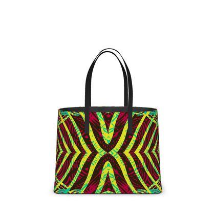 Ethnicity and Fashion Kika Tote