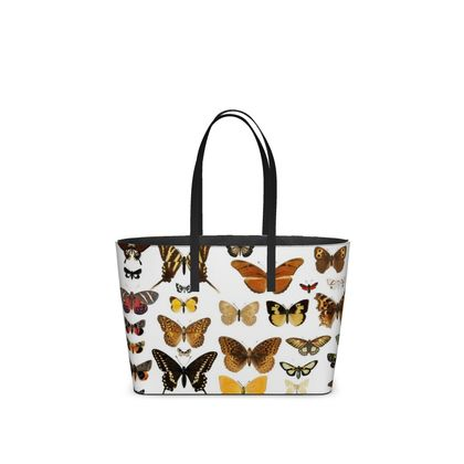 Butterfly and Moth Tote Bag