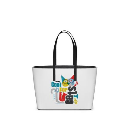 Cool For Cats Kika Tote Number 1