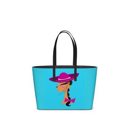 Cheeky Chica Kika Tote Bag