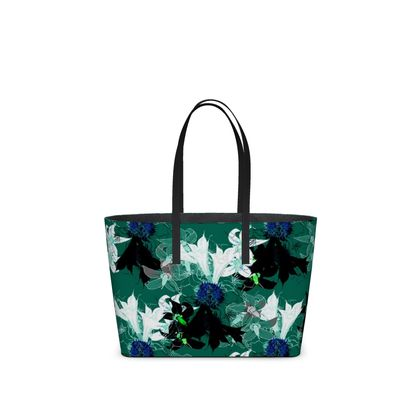 Deadly Beautiful tote