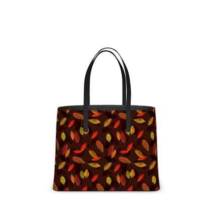 Leuchtender Herbst / Tasche