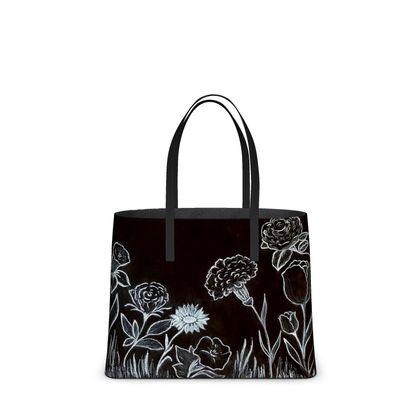 Le sac de la vie en fleur
