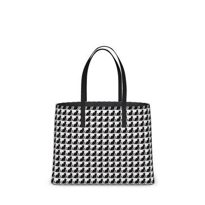 Premium Fashion Black & White Kitten exclusive design