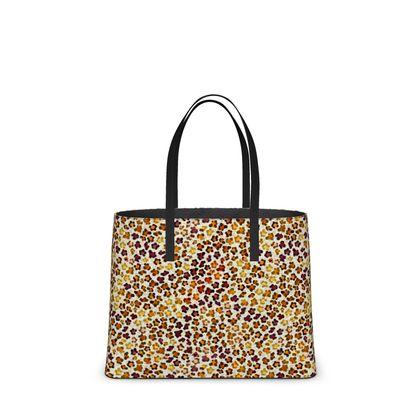 Leopard Skin Collection Kika Tote