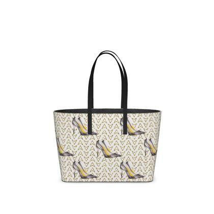 high heels kika tote bag
