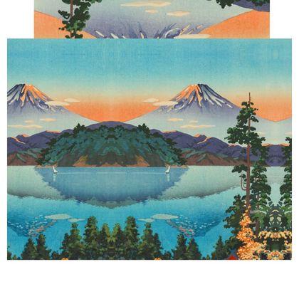 Retro Japanese Art Handbag