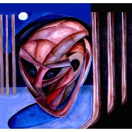 Shoulder Bag -The Shroud