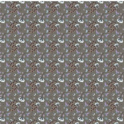 Midnight Kissing Bells Maxi Dress