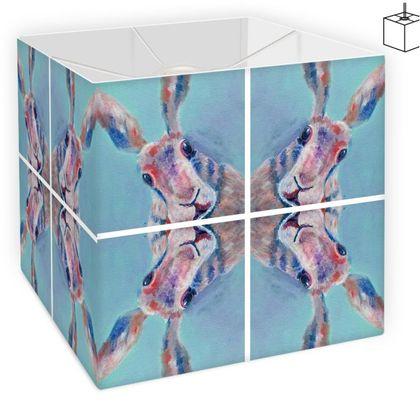 Blue Hare Design Square Lampshade