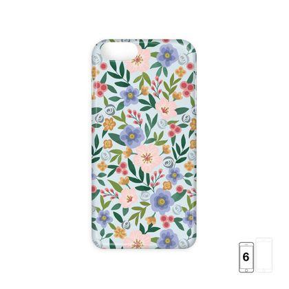 IPhone Case, Flourishing Florals