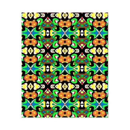 Double Deckchair - Busy Bees Abstract