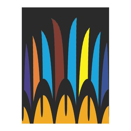 Double Deckchair - Feathers