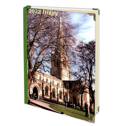 2022 Deluxe Diary - The Crooked Spire