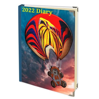 2022 Deluxe Diary - Adventure Dreams