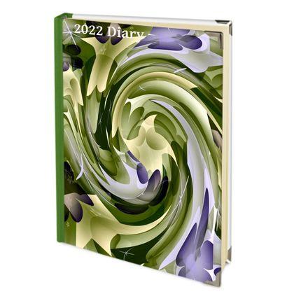 2022 Deluxe Diary - Star Vortex