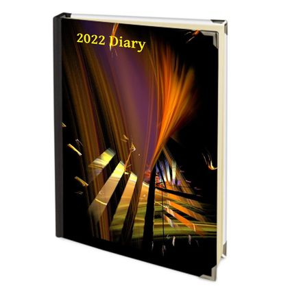 2022 Deluxe Diary - Firefly