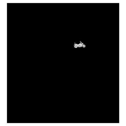Ladies T Shirt - Cruiser Sketch