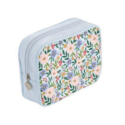 Make Up Bag, Flourishing Florals