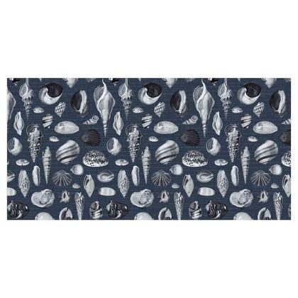 Nautilus in grey navy blue