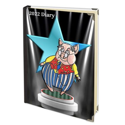 2022 Deluxe Diary - Star Turn