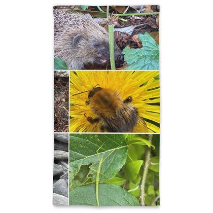 Garden wildlife Buff