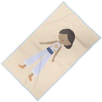 Cherry Chymes Towel