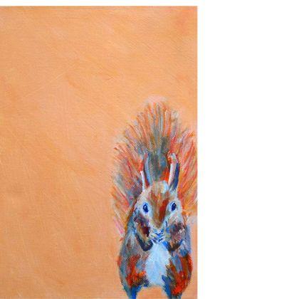 Red Squirrel Deckchair