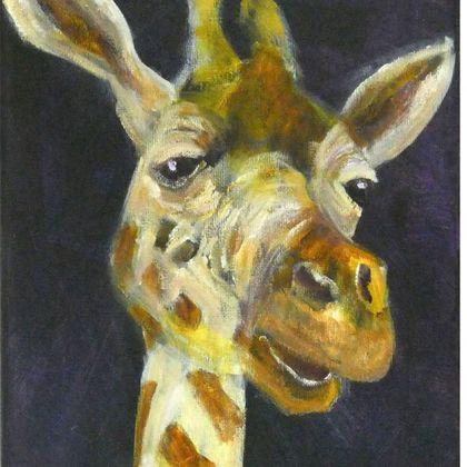 Giraffe Luxury Cushion