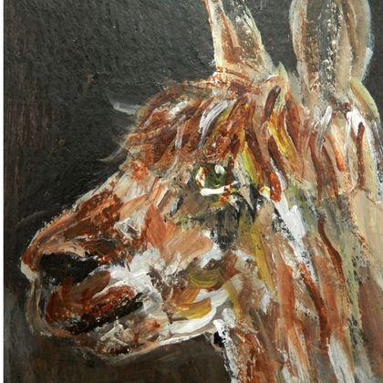 Alpaca Luxury Cushion