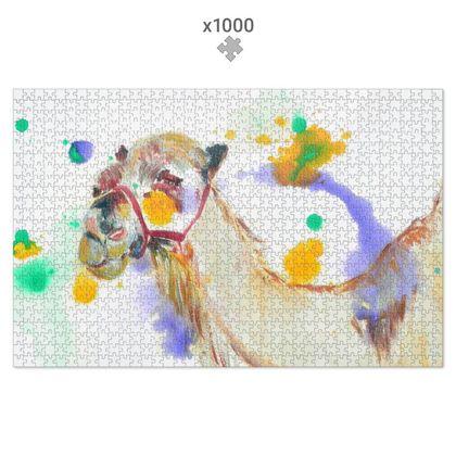 Camel Jigsaw Puzzle