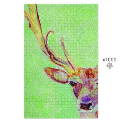Stag Jigsaw Puzzle