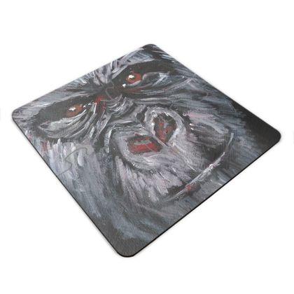 Gorilla Jigsaw Coasters